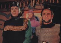 krieg klingonen föderation